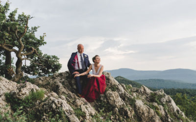 Irish-Hungarian Outdoor Wedding