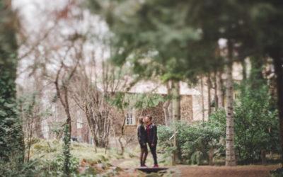 Flóra+Ádám Alice in Wonderland Conservatory session