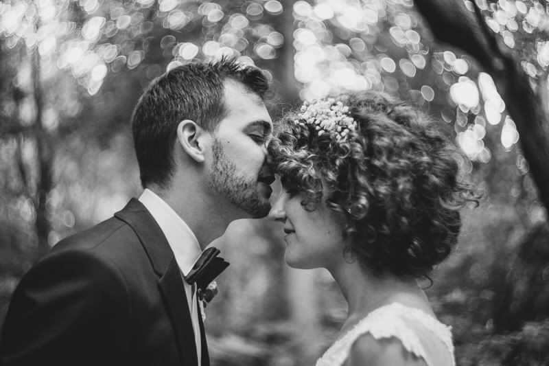 N+K Silently Passionate, Carefree Wedding