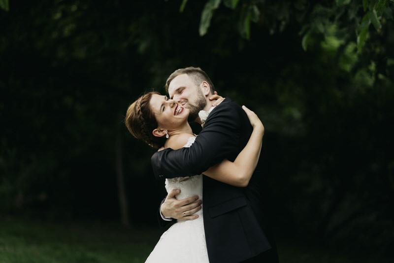 Hungarian Natural, Classy, Countryside Wedding