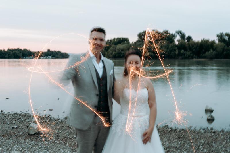 Anna + Roli wedding