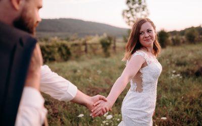 Ági és András esküvő