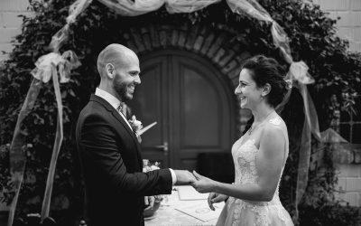 Andi és Ati esküvője
