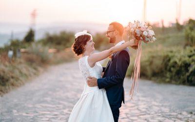 Bogi és Balázs esküvő