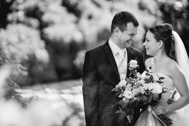 Erika és János házasodik