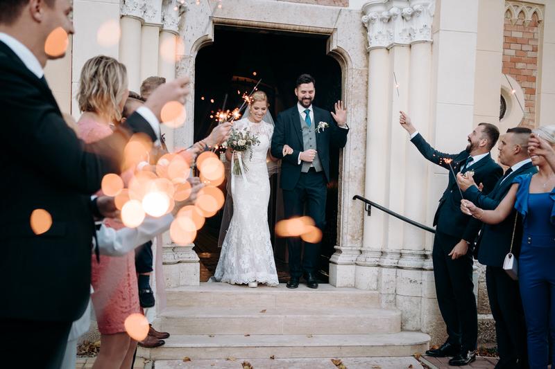 Erika + Peti esküvő