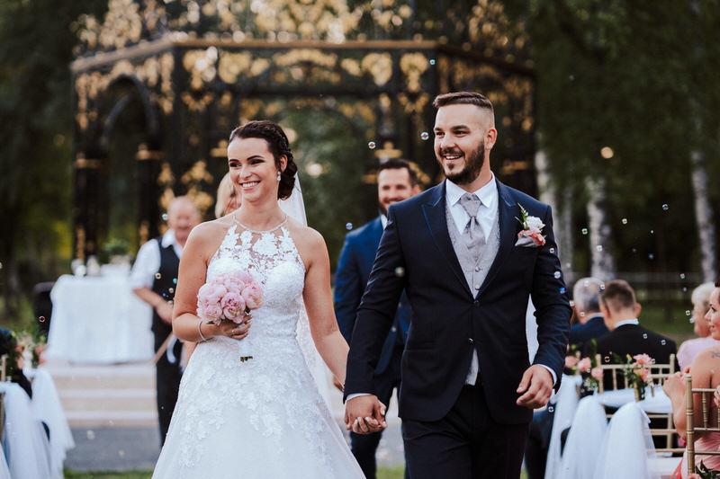Bogi és Feri esküvő