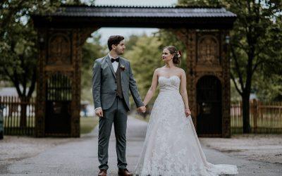 Brigi és Ricsi házasodik